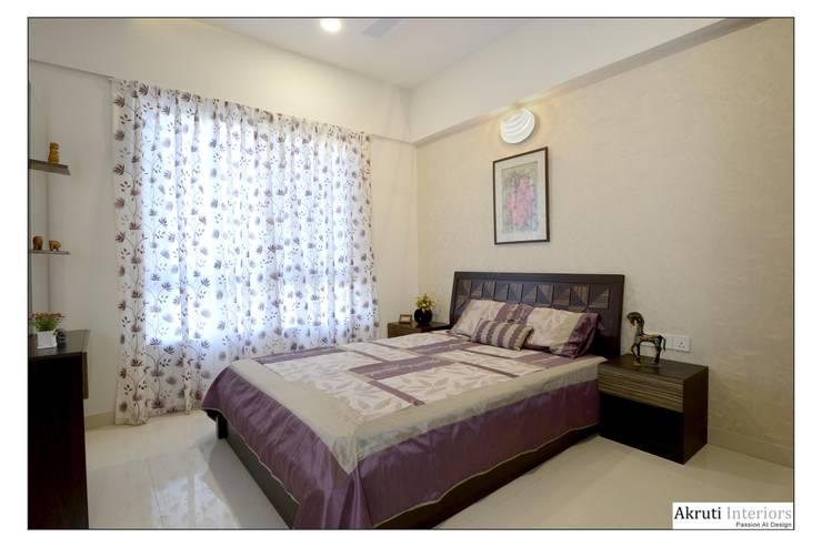 Kids Bed:  Bedroom by Akruti Interiors Pune,