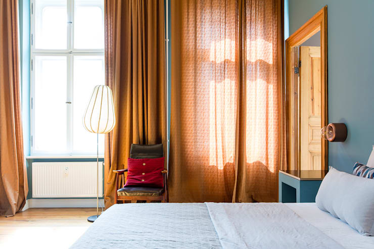 classic Bedroom by James Fancourt Photography
