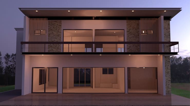 บ้าน2ชั้น :  บ้านและที่อยู่อาศัย by mayartstyle