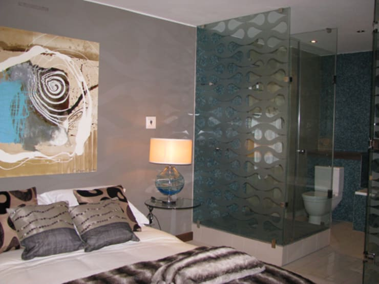Icon @ Hydepark:  Bedroom by Full Circle Design, Modern