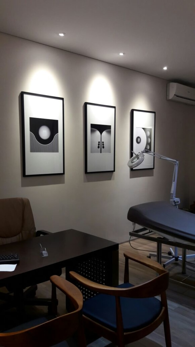 ERHA Clinic Bandung:  Artwork by SPASIUM