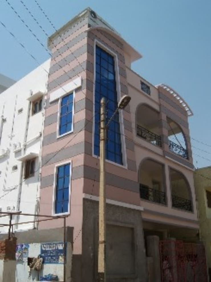 Mr. Mehmood 's Work:   by Walls Asia Architects and Engineers
