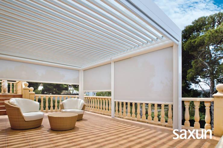 Jardín de estilo  por Saxun