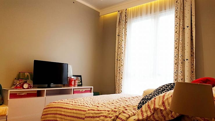 Kamar Tidur by Perfectio Architects