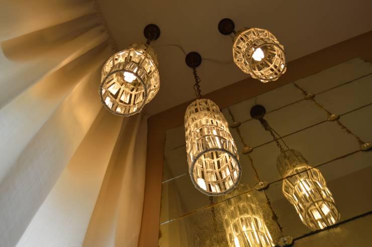 :  Corridor & hallway by Upper Design by Fernandez Architecture Firm