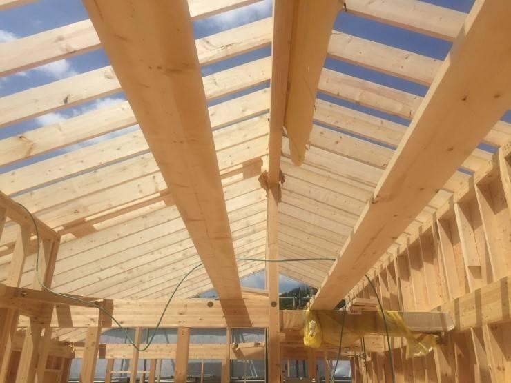 니치하 갈바륨 패널 지붕재입니다.: 창조하우징의
