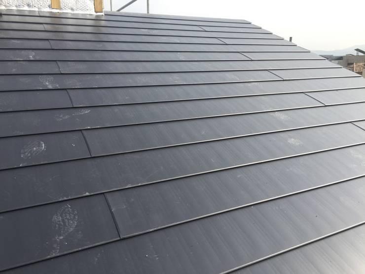 지붕재 니치하 단열 패널(갈바륨): 창조하우징의