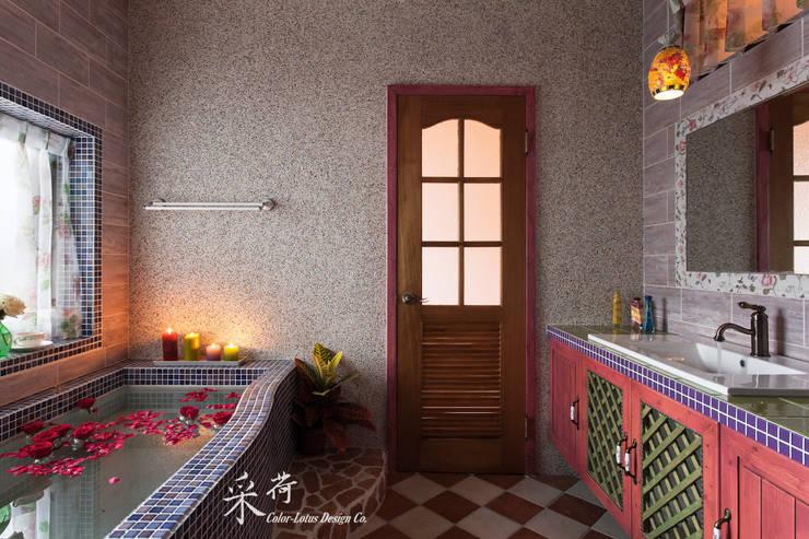 Spa by 采荷設計(Color-Lotus Design)