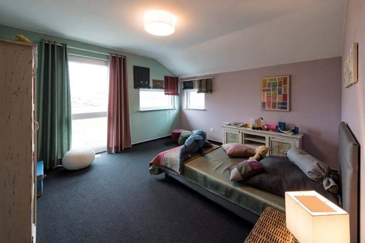 Детские комнаты в . Автор – FingerHaus GmbH