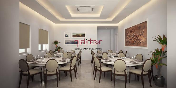 Thiết kế thi công nội thất văn phòng Lạc Hồng – Hưng Yên:  Household by Nội Thất TNC