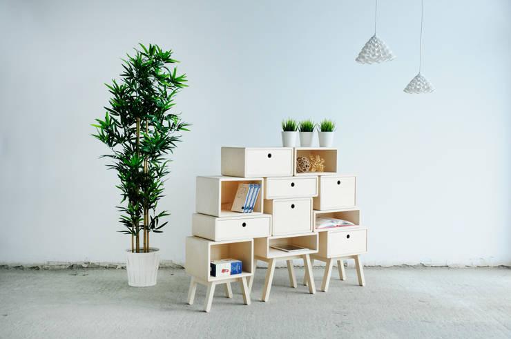 Woonkamer door Otura Design