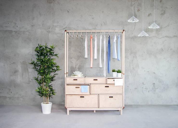 Slaapkamer door Otura Design