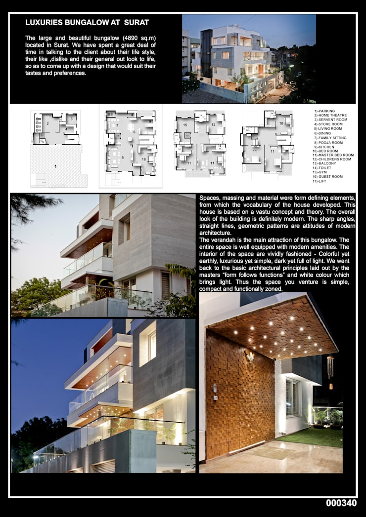 Residential:  Houses by J9 Associates
