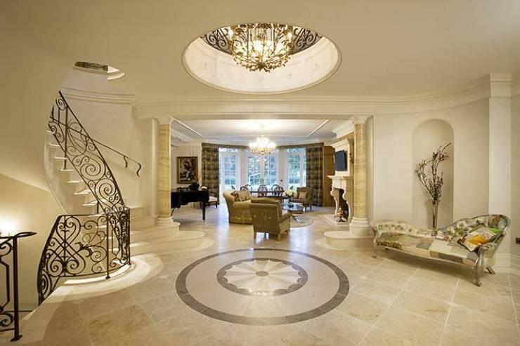 Corridor & hallway by Interiors, Minimalist