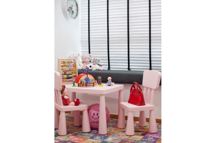Nursery/kid's room by Posh Home