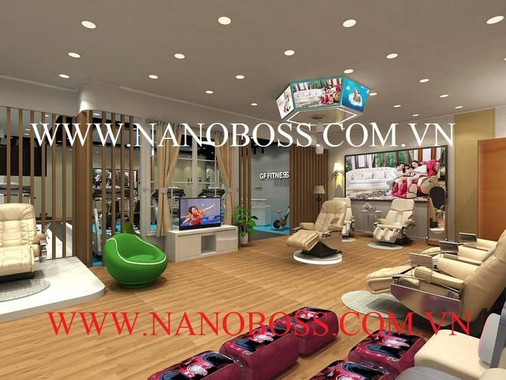 FINTNESS:   by Công ty Cổ Phần Tập đoàn Nano Boss