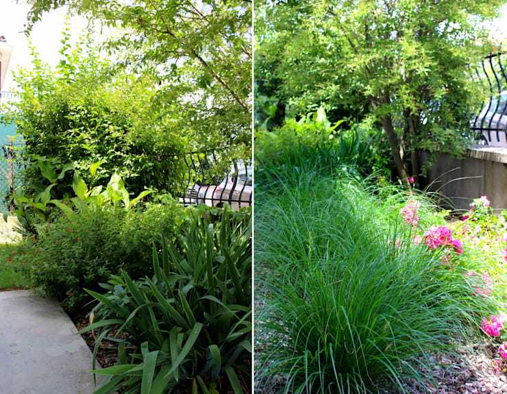 Jardines de estilo  por Constans Paysage