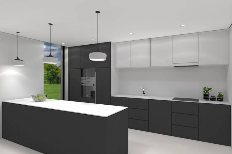 مطبخ تنفيذ Magnific Home Lda