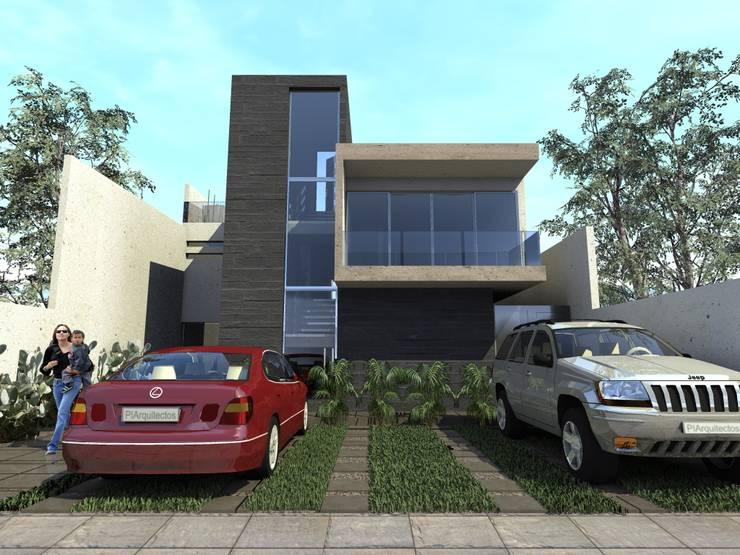 房子 by Protocolo Ingeniería & Arquitectura