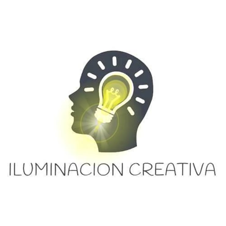 FANAL BLANCO:  de estilo  por Iluminacion creativa.,Moderno