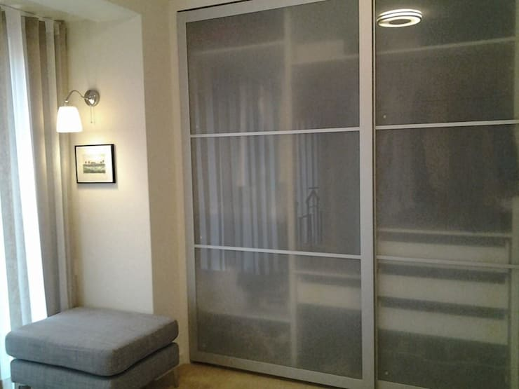 Bedroom تنفيذ Openlife - Decoração de Interiores