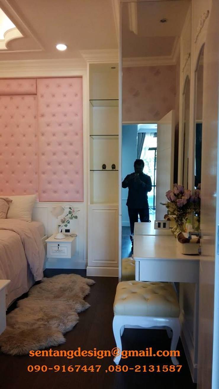 งานตกแต่งภายใน บ้านคุณนุช หมู่เศรษศิริ กรุงเทพกรีฑา :   by เอสทีดี เดคคอร์ จำกัด