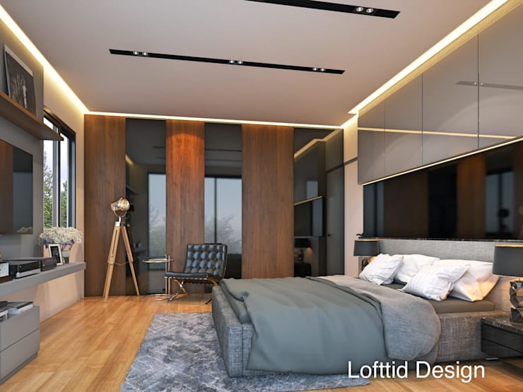T-Time House:   by LOFTTID DESIGN
