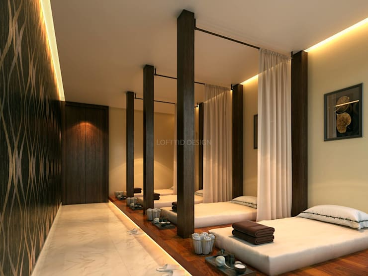 TRAT MASSAGE AND SPA :   by LOFTTID DESIGN