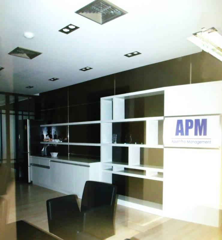 งานรีโนเวทออฟฟิต APM เซ็นทรัลเวิลร์:   by เอสทีดี เดคคอร์ จำกัด