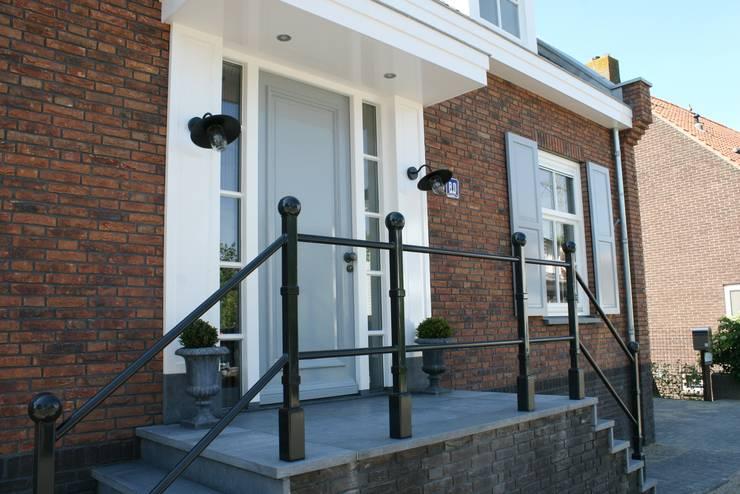 Klassieke dijkwoning:  Huizen door Brand BBA I BBA Architecten