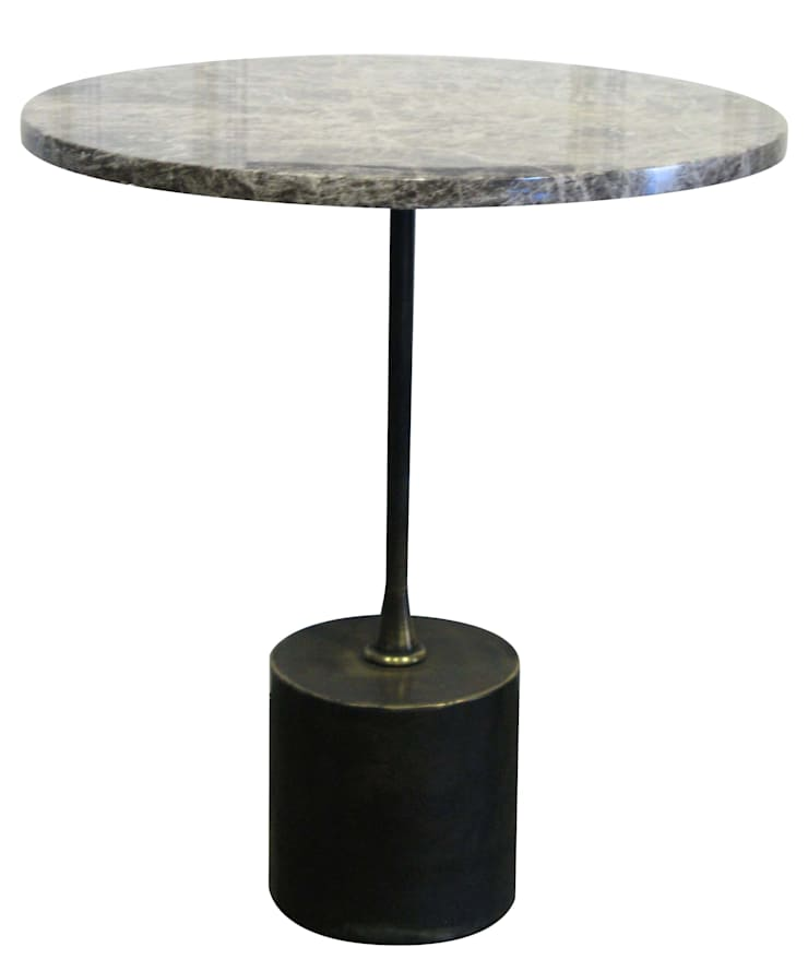 Cox side table:  Living room by Egg Designs CC