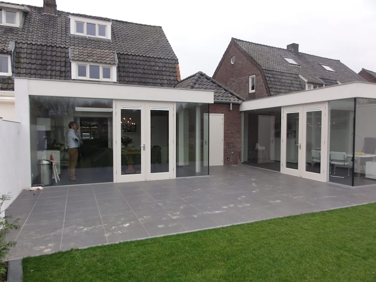 Rumah oleh Voss architecture, Modern