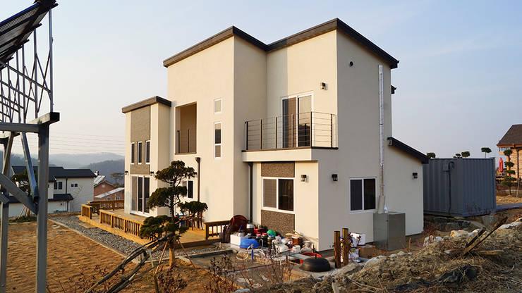 Häuser von 한다움건설