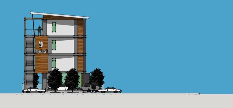 Apartment 20:   by iamarchitex