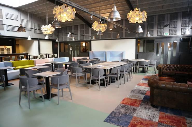 overzicht 3:  Kantoren & winkels door AID Interieur Architecten