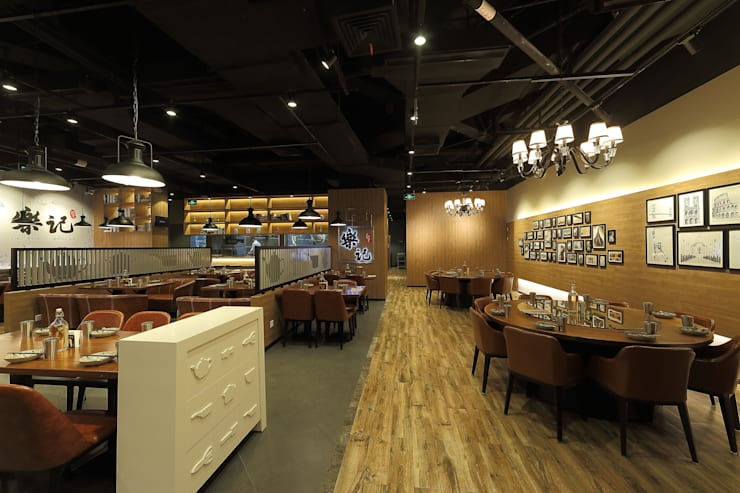 【食樂・樂記】:  餐廳 by 舍子美學設計有限公司
