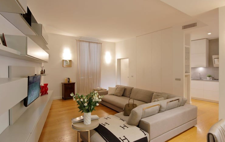 Ruang Keluarga by studio ferlazzo natoli