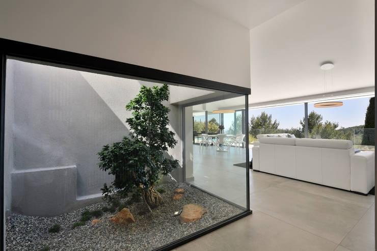 庭院 by Atelier Jean GOUZY