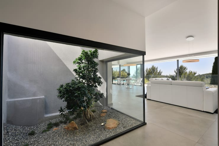 حديقة تنفيذ Atelier Jean GOUZY