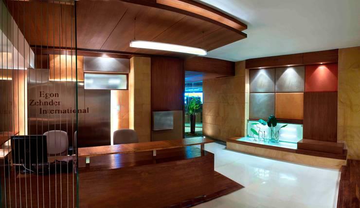 Egon:  Office buildings by Saka Studio