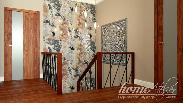 الممر والمدخل تنفيذ Home Atelier