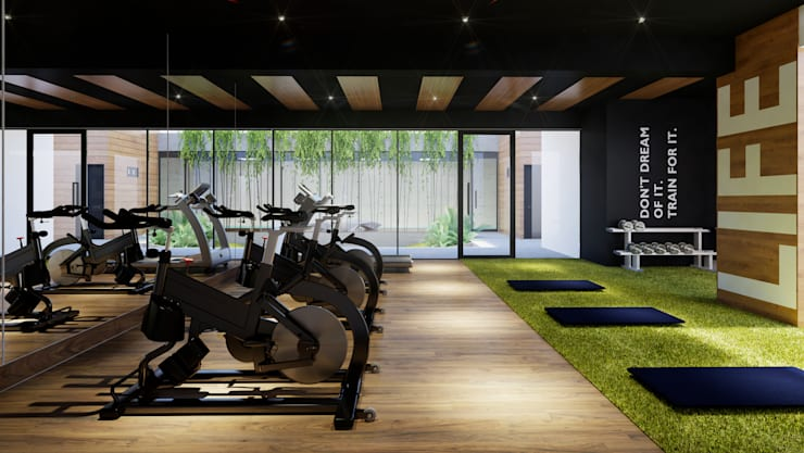 GYM - VANGUARD de FABRE STUDIO