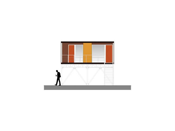 de estilo  por Schuermann Viveros Arquitectos