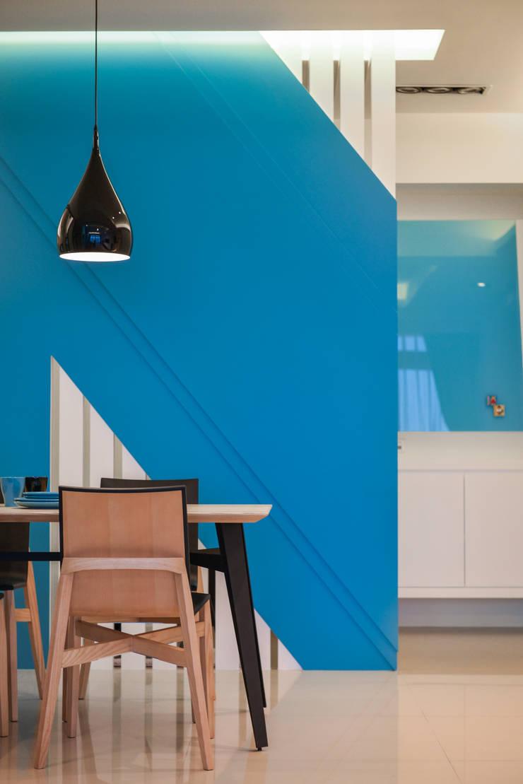 線條語彙:  餐廳 by 存果空間設計有限公司