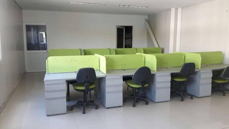Antes: Estudios y despachos de estilo  por DM arquitectura