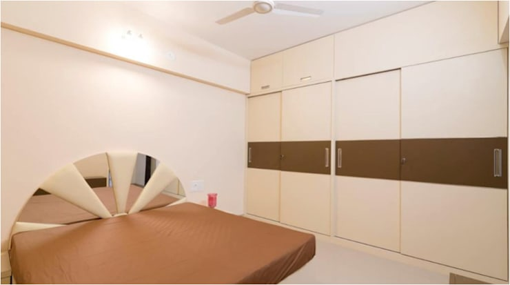 Some Previous Works:  Bedroom by BVM Intsol Pvt. Ltd.,Classic