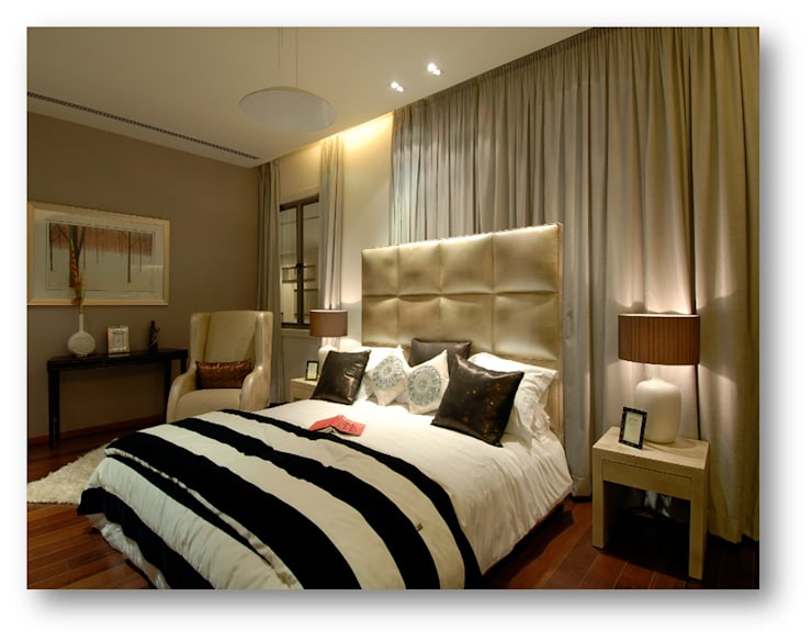 Some Previous Works:  Bedroom by BVM Intsol Pvt. Ltd.