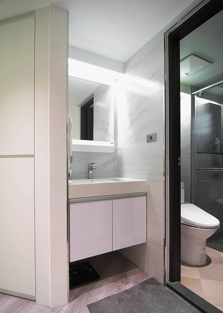 沐夏時光:  浴室 by 史賓宅安-Springzion