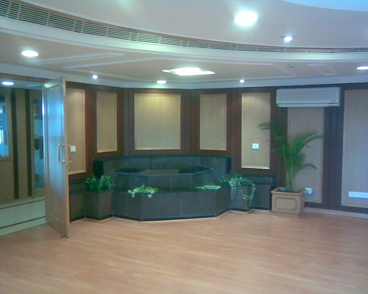 Commercial Spaces by Aripan Design
