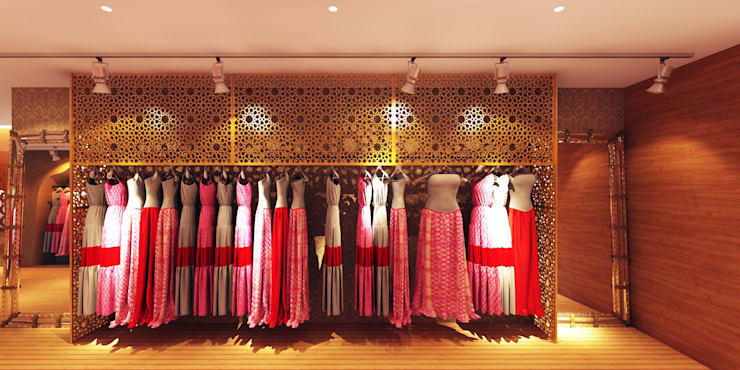 Ada Boutique at Canada:  Artwork by Nest Design